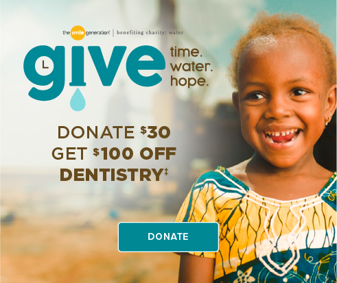 Donate $30, Get $100 Off Dentistry - Fig Garden Dental Group